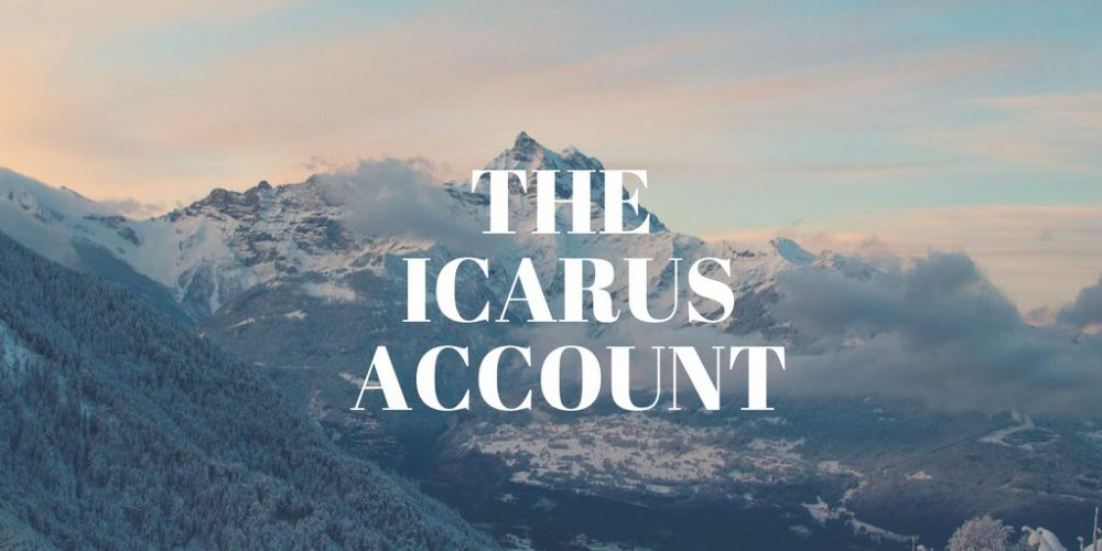 Growing Up As The Icarus Account